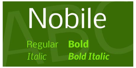 free professional font