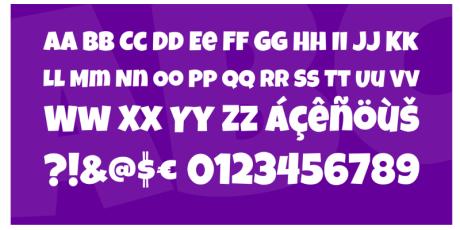 friendly lightweight sans serif font