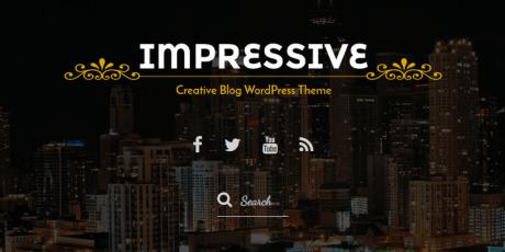 impressive pro wordpress business theme
