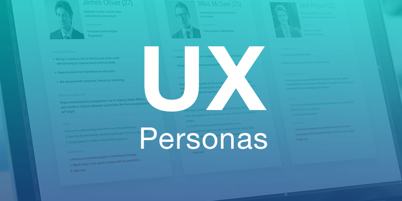 UX Personas: Simple CV AI Template | Bypeople