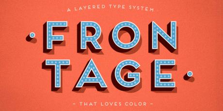 charming outline font