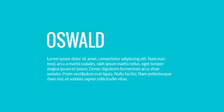 classic style web font