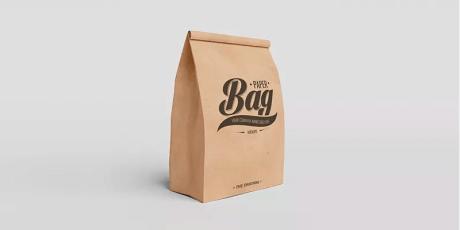 free psd paper bag mockups