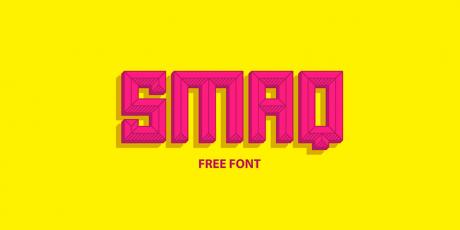 free sharp modern typeface