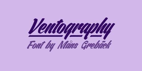 italic handwriting font