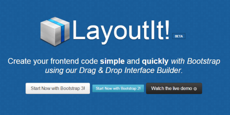 layoutit interface builder