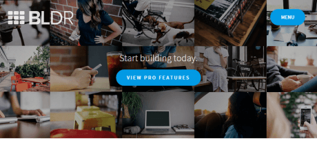 multipurpose startup wordpress theme bldr