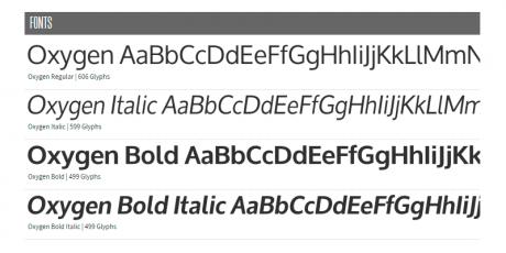 open source professional font