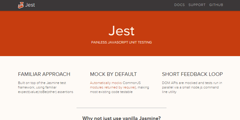 Jest Testing With Store