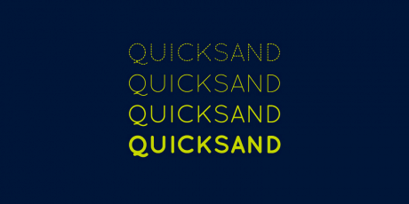 thin professional typeface
