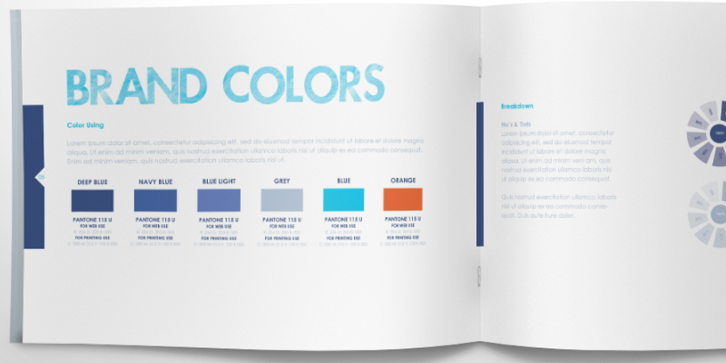 free indesign brand guidelines mockup bypeople. Black Bedroom Furniture Sets. Home Design Ideas