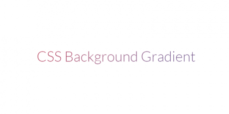 css background gradient clipping