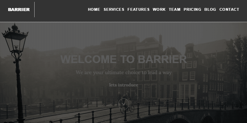 Web Templates HTML | Bypeople