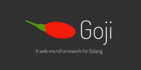 web development micro framework goji