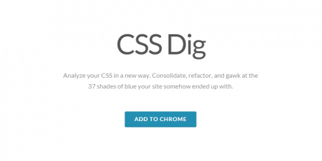 css cheking chrome extension