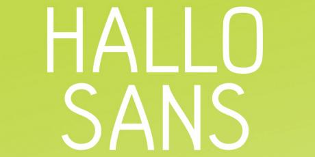 elegant sans serif free font