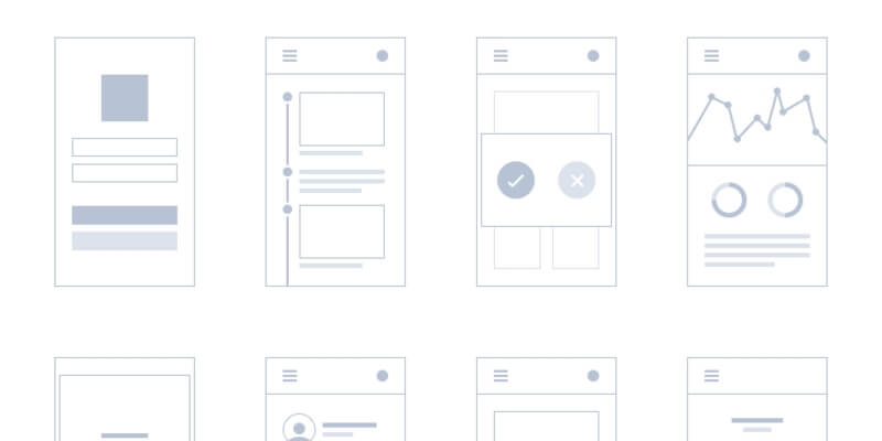 Wireframe Templates - ByPeople (24 submissions)