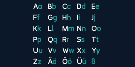 free professional rounded font