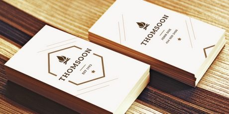 high definition psd vintage business card tablet mockups