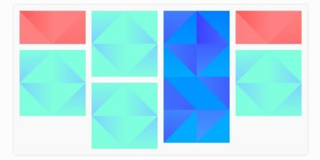 javascript dynamic cascading grid plugin