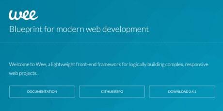 lightweight front end framework