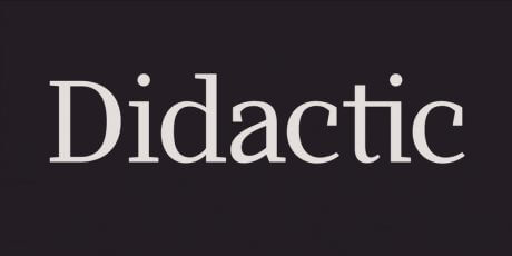 multi language otf stylish font