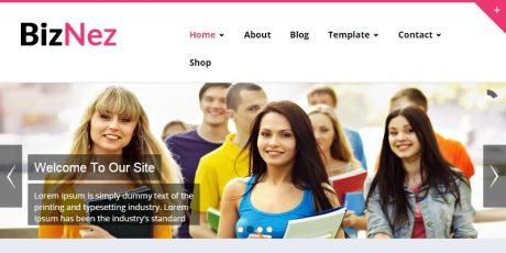 multi purpose corporate wordpress theme