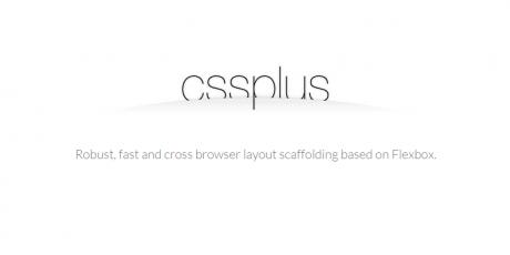 flexbox based css framework