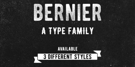 free vintage typefamily