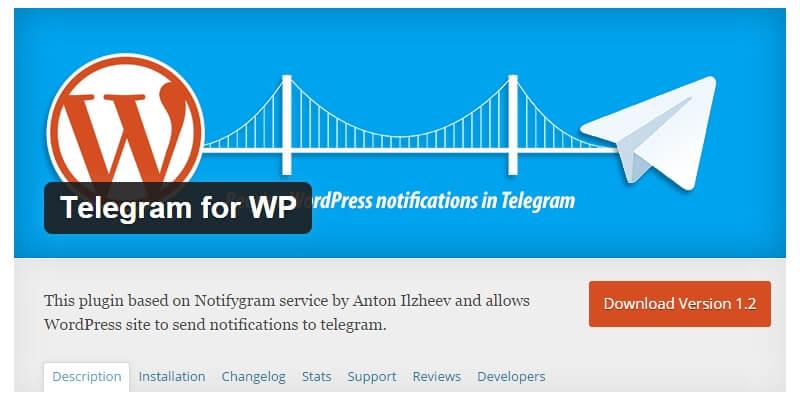 wordpress site notifications plugin