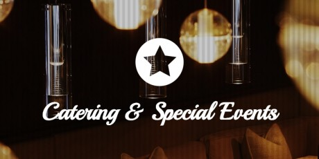 events catering bootstrap template