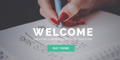 fully responsive business wordpress theme