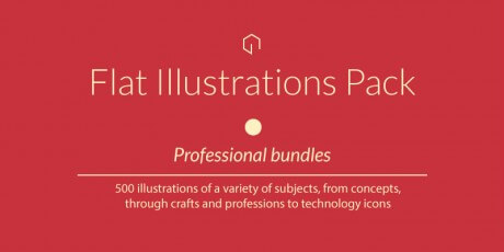 flat ai illustrations pack
