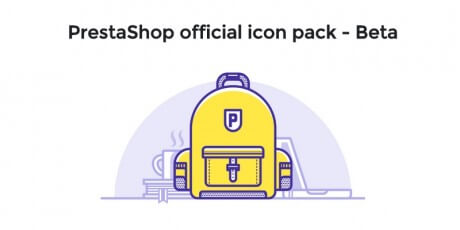 prestashop icons official pack