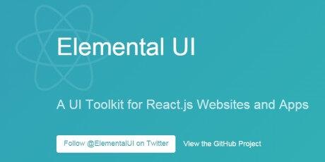 web ui framework