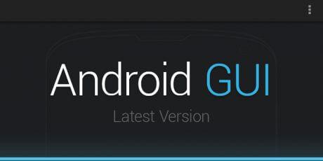 android kitkat gui kit