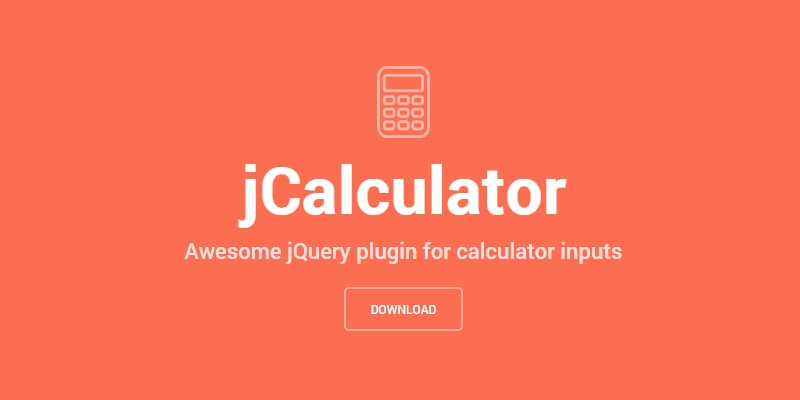 Calculator input jquery plugin bypeople ccuart Choice Image