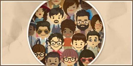 cute cartoon characters generator