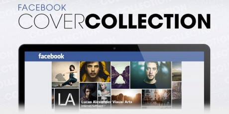 facebook cover psd collection