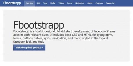 fbootstrapp toolkit