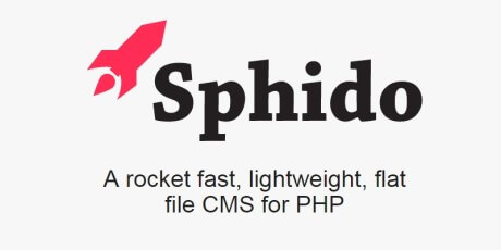 flat php file cms