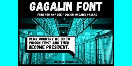 comic uppercase font