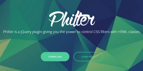 css filters jquery plugin