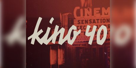 old style cinema font