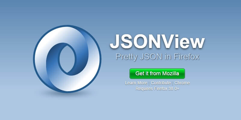 JSONView: Mozilla's On-browser JSON Viewer Plugin | Bypeople