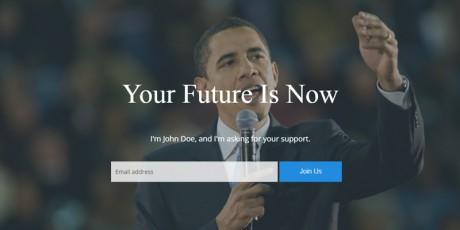 politic campaign wordpress themes