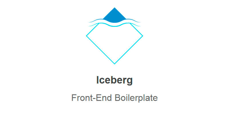 Iceberg: Front-End Boilerplate