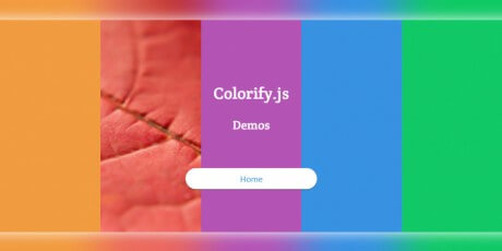 image main color detector