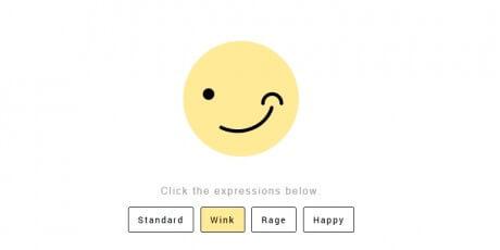 interactive svg emoji