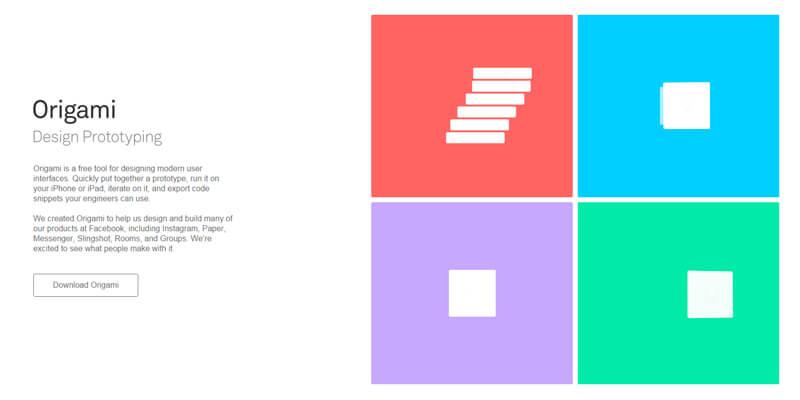 Origami Studio — Design Prototyping | 400x800